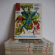 Cómics: HEROES MARVEL VERTICE VOL. 1 COLECCION COMPLETA ¡¡¡MUY BUEN ESTADO !!!. Lote 117473863
