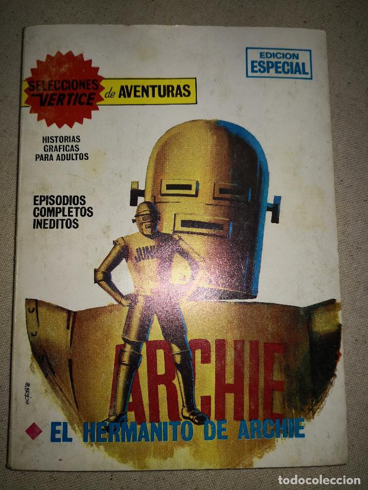 SELECCIONES VERTICE 34 BUEN ESTADO (Tebeos y Comics - Vértice - Otros)