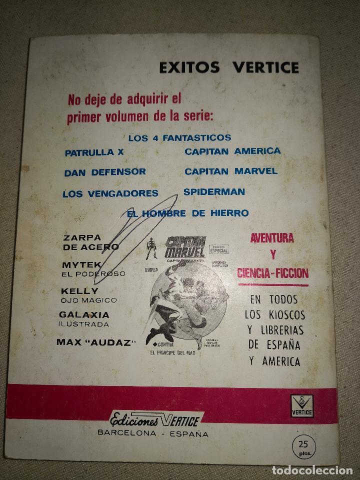 Cómics: SELECCIONES VERTICE 34 BUEN ESTADO - Foto 2 - 117684443