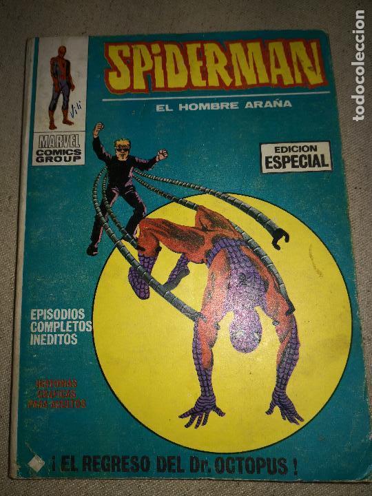 SPIDERMAN 5 BUEN ESTADO VERTICE (Tebeos y Comics - Vértice - Otros)