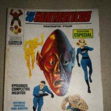Comics : LOS 4 FANTASTICOS 6 VERTICE . Lote 117688795