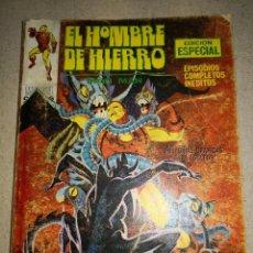 Comics : EL HOMBRE DE HIERRO 20 VERTICE . Lote 117688803