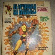 Cómics: EL HOMBRE DE HIERRO 11 VERTICE . Lote 117688819