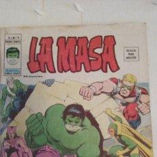 Cómics: LA MASA. ED. VERTICE. V 3 Nº 14. Lote 117778359