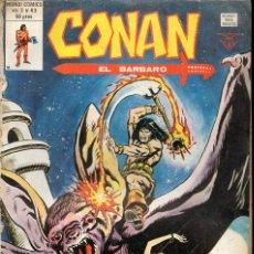 Cómics: CONAN EL BÁRBARO MUNDI COMICS VÉRTICE VOL, 2 Nº 43. Lote 117853483
