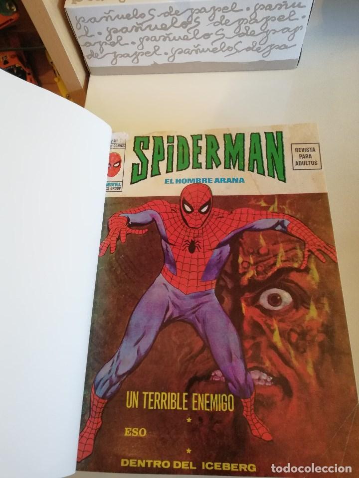 SPIDERMAN VOL. 2 DE VERTICE COMPLETA (Tebeos y Comics - Vértice - V.1)