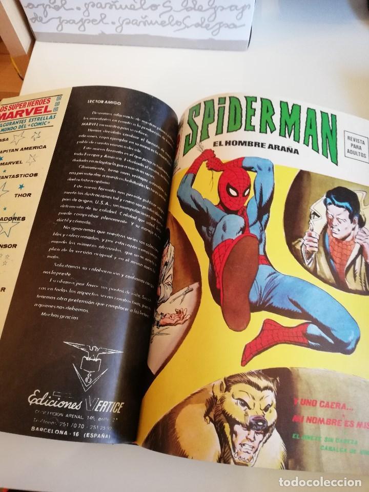 Cómics: SPIDERMAN VOL. 2 DE VERTICE COMPLETA - Foto 2 - 117880459
