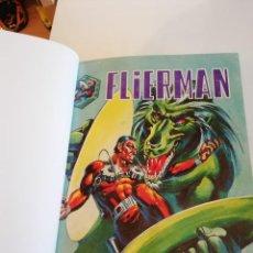 Cómics: FLIERMAN DE SURCO / HORA T DE BRUGUERA / Y FLIERMAN DE VERTICE / TODOS LOS SPIDERMAN COMPLETOS. Lote 117881923