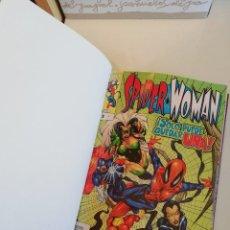 Cómics: SPIDER-WOMAN DE FORUM 18 NUMEROS COMPLETA. Lote 117883059