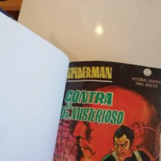 Cómics: SPIDERMAN DE FLIERMAN EL PRIMER SPIDERMAN INGLES 1967 / COMPLETA. Lote 193073422