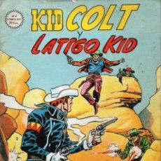 Cómics: KID COLT Y LÁTIGO KID Nº 14. Lote 117994439