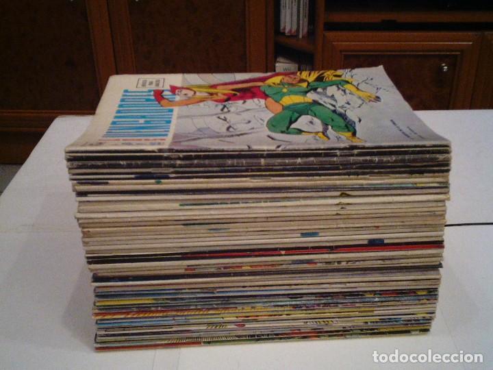 Cómics: LOS VENGADORES - VERTICE - VOLUMEN 2 - COMPLETA - 50 NUMEROS - MUY BUEN ESTADO -CJ 83 - GORBAUD - Foto 2 - 118022231