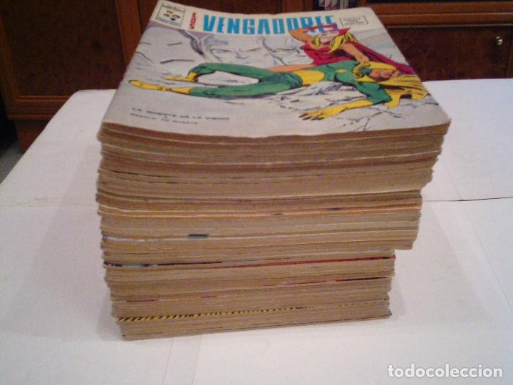 Cómics: LOS VENGADORES - VERTICE - VOLUMEN 2 - COMPLETA - 50 NUMEROS - MUY BUEN ESTADO -CJ 83 - GORBAUD - Foto 3 - 118022231