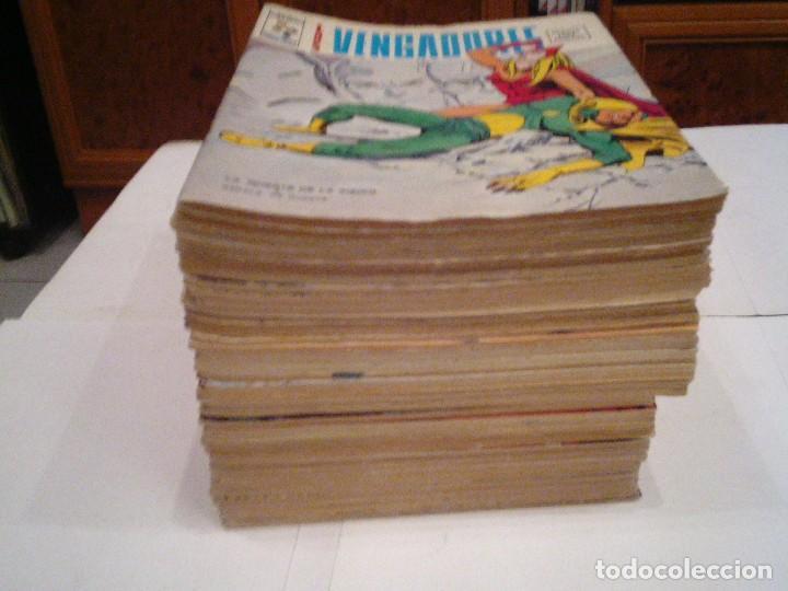 Cómics: LOS VENGADORES - VERTICE - VOLUMEN 2 - COMPLETA - 50 NUMEROS - MUY BUEN ESTADO -CJ 83 - GORBAUD - Foto 4 - 118022231