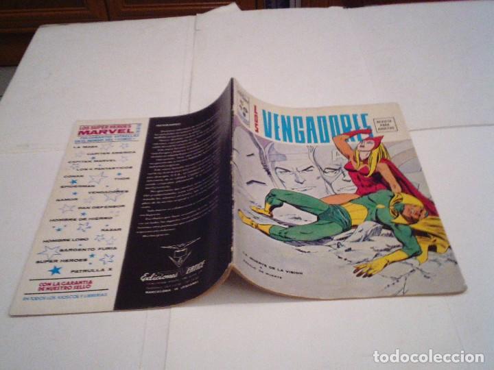 Cómics: LOS VENGADORES - VERTICE - VOLUMEN 2 - COMPLETA - 50 NUMEROS - MUY BUEN ESTADO -CJ 83 - GORBAUD - Foto 7 - 118022231