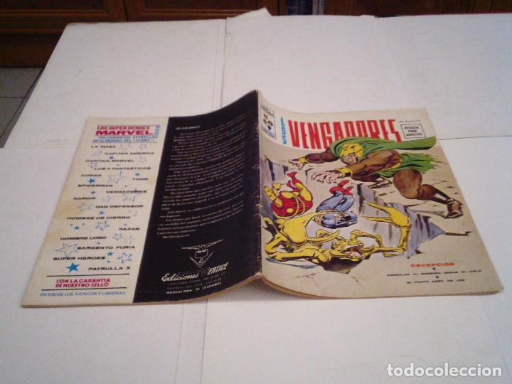 Cómics: LOS VENGADORES - VERTICE - VOLUMEN 2 - COMPLETA - 50 NUMEROS - MUY BUEN ESTADO -CJ 83 - GORBAUD - Foto 8 - 118022231