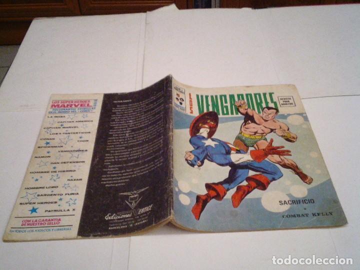 Cómics: LOS VENGADORES - VERTICE - VOLUMEN 2 - COMPLETA - 50 NUMEROS - MUY BUEN ESTADO -CJ 83 - GORBAUD - Foto 9 - 118022231