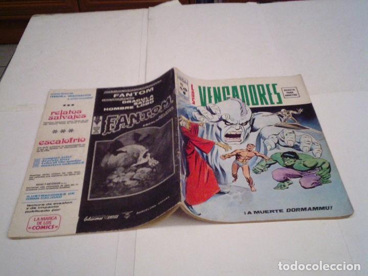 Cómics: LOS VENGADORES - VERTICE - VOLUMEN 2 - COMPLETA - 50 NUMEROS - MUY BUEN ESTADO -CJ 83 - GORBAUD - Foto 10 - 118022231