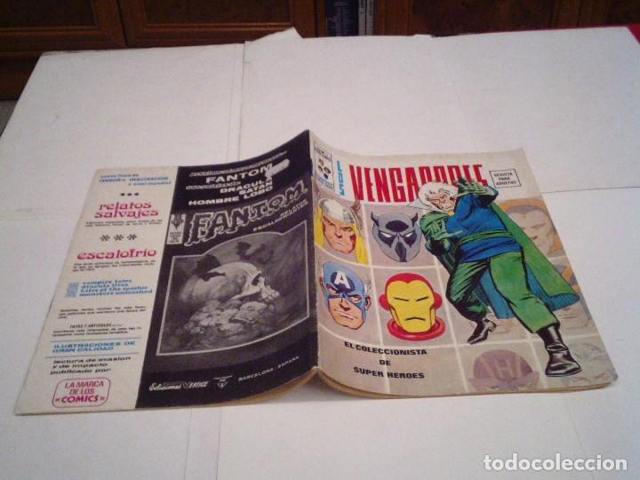 Cómics: LOS VENGADORES - VERTICE - VOLUMEN 2 - COMPLETA - 50 NUMEROS - MUY BUEN ESTADO -CJ 83 - GORBAUD - Foto 11 - 118022231