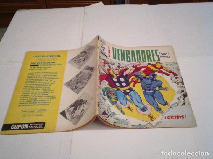 Cómics: LOS VENGADORES - VERTICE - VOLUMEN 2 - COMPLETA - 50 NUMEROS - MUY BUEN ESTADO -CJ 83 - GORBAUD - Foto 12 - 118022231
