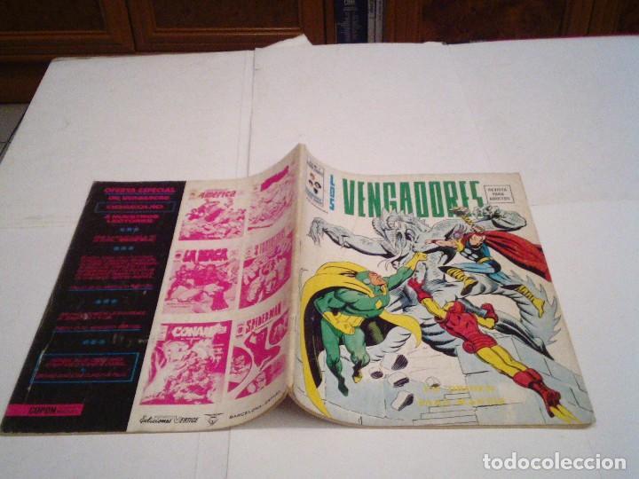 Cómics: LOS VENGADORES - VERTICE - VOLUMEN 2 - COMPLETA - 50 NUMEROS - MUY BUEN ESTADO -CJ 83 - GORBAUD - Foto 13 - 118022231
