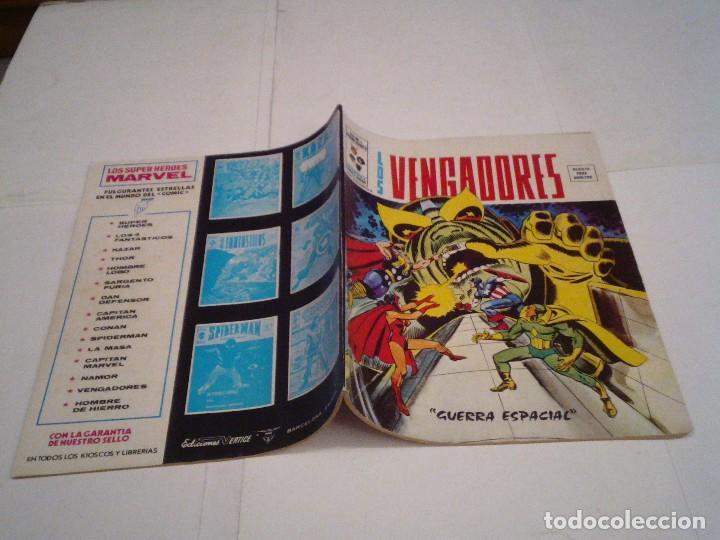 Cómics: LOS VENGADORES - VERTICE - VOLUMEN 2 - COMPLETA - 50 NUMEROS - MUY BUEN ESTADO -CJ 83 - GORBAUD - Foto 15 - 118022231