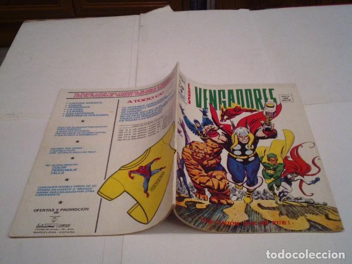 Cómics: LOS VENGADORES - VERTICE - VOLUMEN 2 - COMPLETA - 50 NUMEROS - MUY BUEN ESTADO -CJ 83 - GORBAUD - Foto 16 - 118022231