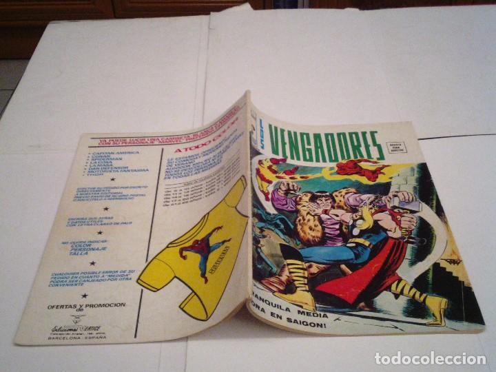 Cómics: LOS VENGADORES - VERTICE - VOLUMEN 2 - COMPLETA - 50 NUMEROS - MUY BUEN ESTADO -CJ 83 - GORBAUD - Foto 18 - 118022231