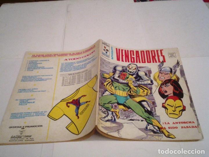 Cómics: LOS VENGADORES - VERTICE - VOLUMEN 2 - COMPLETA - 50 NUMEROS - MUY BUEN ESTADO -CJ 83 - GORBAUD - Foto 20 - 118022231