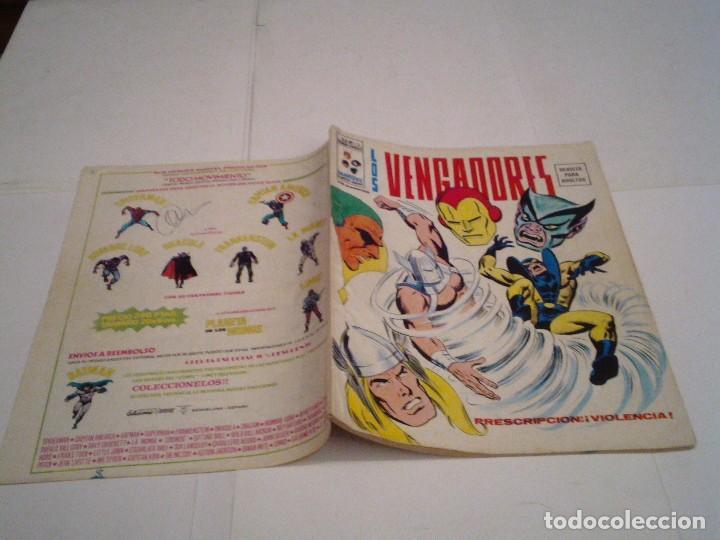 Cómics: LOS VENGADORES - VERTICE - VOLUMEN 2 - COMPLETA - 50 NUMEROS - MUY BUEN ESTADO -CJ 83 - GORBAUD - Foto 22 - 118022231
