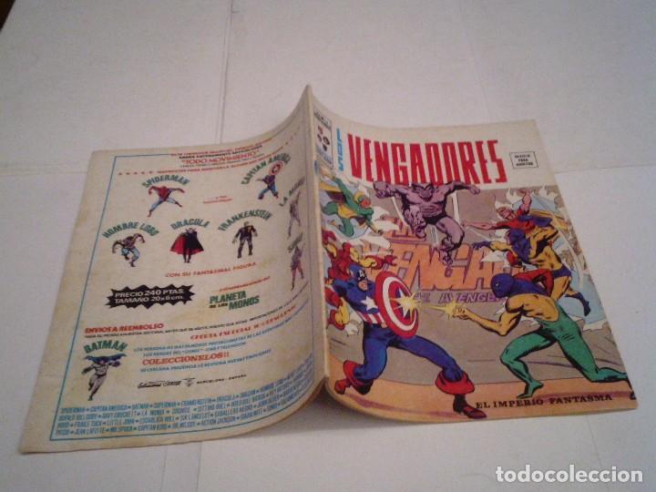 Cómics: LOS VENGADORES - VERTICE - VOLUMEN 2 - COMPLETA - 50 NUMEROS - MUY BUEN ESTADO -CJ 83 - GORBAUD - Foto 24 - 118022231