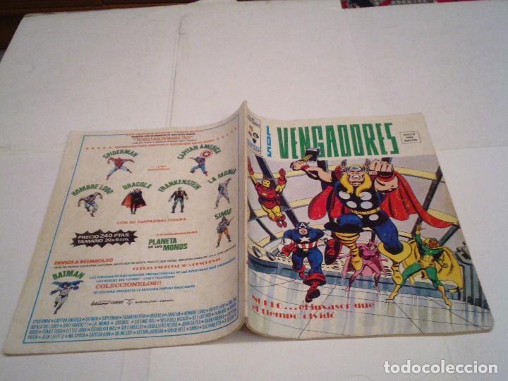 Cómics: LOS VENGADORES - VERTICE - VOLUMEN 2 - COMPLETA - 50 NUMEROS - MUY BUEN ESTADO -CJ 83 - GORBAUD - Foto 25 - 118022231
