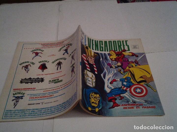 Cómics: LOS VENGADORES - VERTICE - VOLUMEN 2 - COMPLETA - 50 NUMEROS - MUY BUEN ESTADO -CJ 83 - GORBAUD - Foto 26 - 118022231
