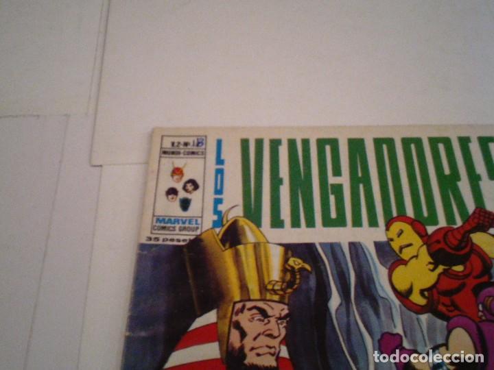 Cómics: LOS VENGADORES - VERTICE - VOLUMEN 2 - COMPLETA - 50 NUMEROS - MUY BUEN ESTADO -CJ 83 - GORBAUD - Foto 27 - 118022231