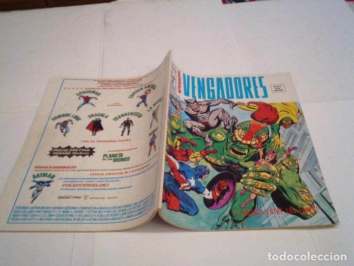 Cómics: LOS VENGADORES - VERTICE - VOLUMEN 2 - COMPLETA - 50 NUMEROS - MUY BUEN ESTADO -CJ 83 - GORBAUD - Foto 28 - 118022231