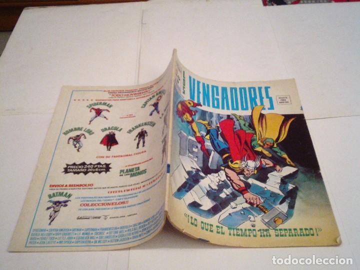 Cómics: LOS VENGADORES - VERTICE - VOLUMEN 2 - COMPLETA - 50 NUMEROS - MUY BUEN ESTADO -CJ 83 - GORBAUD - Foto 29 - 118022231