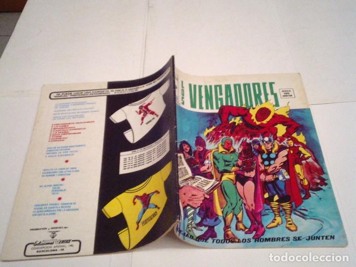 Cómics: LOS VENGADORES - VERTICE - VOLUMEN 2 - COMPLETA - 50 NUMEROS - MUY BUEN ESTADO -CJ 83 - GORBAUD - Foto 30 - 118022231