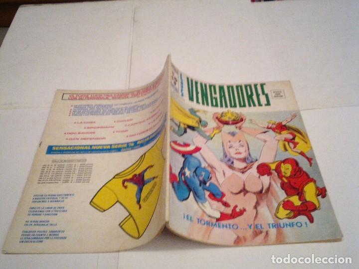 Cómics: LOS VENGADORES - VERTICE - VOLUMEN 2 - COMPLETA - 50 NUMEROS - MUY BUEN ESTADO -CJ 83 - GORBAUD - Foto 32 - 118022231