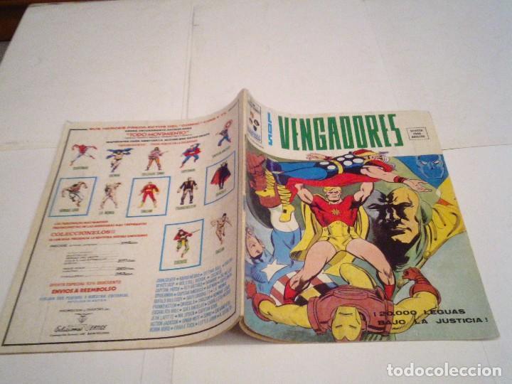 Cómics: LOS VENGADORES - VERTICE - VOLUMEN 2 - COMPLETA - 50 NUMEROS - MUY BUEN ESTADO -CJ 83 - GORBAUD - Foto 33 - 118022231