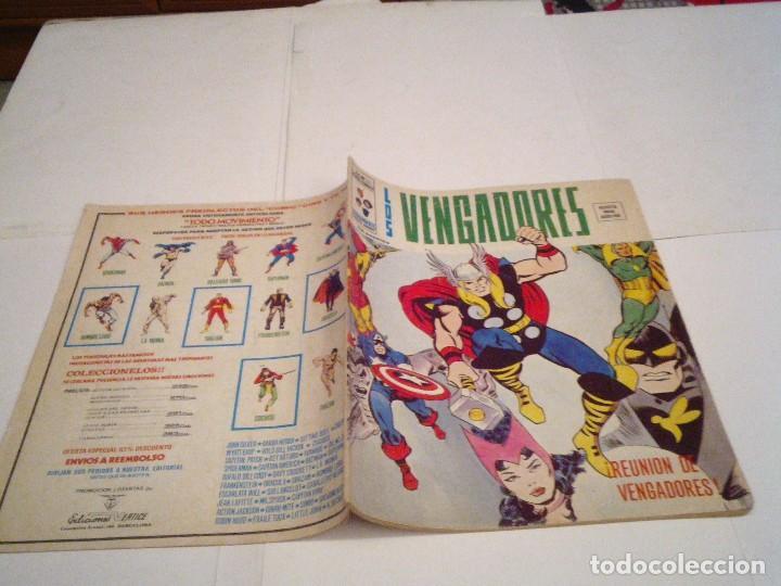Cómics: LOS VENGADORES - VERTICE - VOLUMEN 2 - COMPLETA - 50 NUMEROS - MUY BUEN ESTADO -CJ 83 - GORBAUD - Foto 34 - 118022231