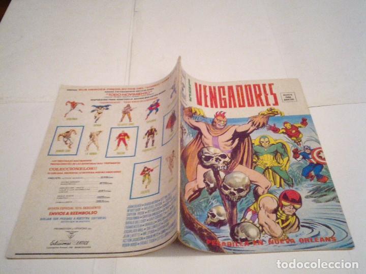 Cómics: LOS VENGADORES - VERTICE - VOLUMEN 2 - COMPLETA - 50 NUMEROS - MUY BUEN ESTADO -CJ 83 - GORBAUD - Foto 35 - 118022231