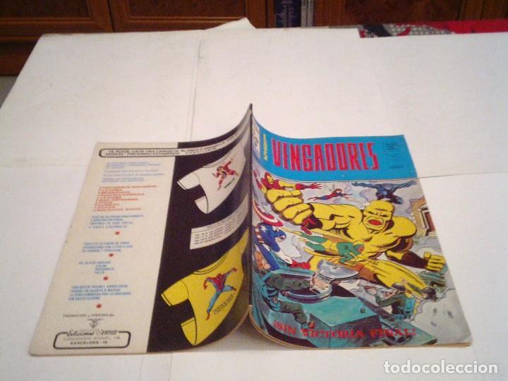 Cómics: LOS VENGADORES - VERTICE - VOLUMEN 2 - COMPLETA - 50 NUMEROS - MUY BUEN ESTADO -CJ 83 - GORBAUD - Foto 36 - 118022231