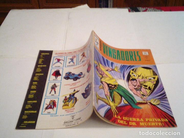 Cómics: LOS VENGADORES - VERTICE - VOLUMEN 2 - COMPLETA - 50 NUMEROS - MUY BUEN ESTADO -CJ 83 - GORBAUD - Foto 38 - 118022231