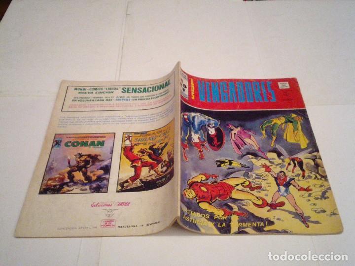 Cómics: LOS VENGADORES - VERTICE - VOLUMEN 2 - COMPLETA - 50 NUMEROS - MUY BUEN ESTADO -CJ 83 - GORBAUD - Foto 39 - 118022231