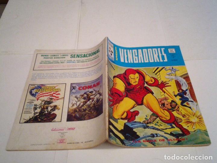Cómics: LOS VENGADORES - VERTICE - VOLUMEN 2 - COMPLETA - 50 NUMEROS - MUY BUEN ESTADO -CJ 83 - GORBAUD - Foto 40 - 118022231