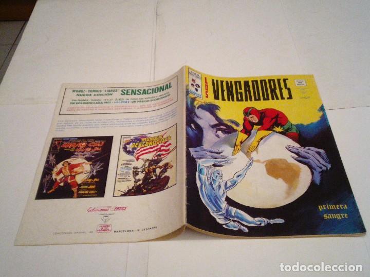Cómics: LOS VENGADORES - VERTICE - VOLUMEN 2 - COMPLETA - 50 NUMEROS - MUY BUEN ESTADO -CJ 83 - GORBAUD - Foto 42 - 118022231