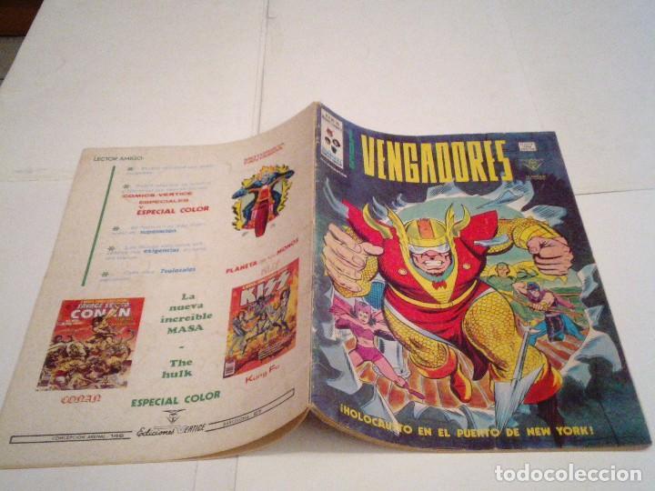 Cómics: LOS VENGADORES - VERTICE - VOLUMEN 2 - COMPLETA - 50 NUMEROS - MUY BUEN ESTADO -CJ 83 - GORBAUD - Foto 44 - 118022231
