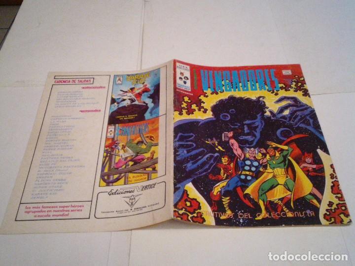Cómics: LOS VENGADORES - VERTICE - VOLUMEN 2 - COMPLETA - 50 NUMEROS - MUY BUEN ESTADO -CJ 83 - GORBAUD - Foto 46 - 118022231