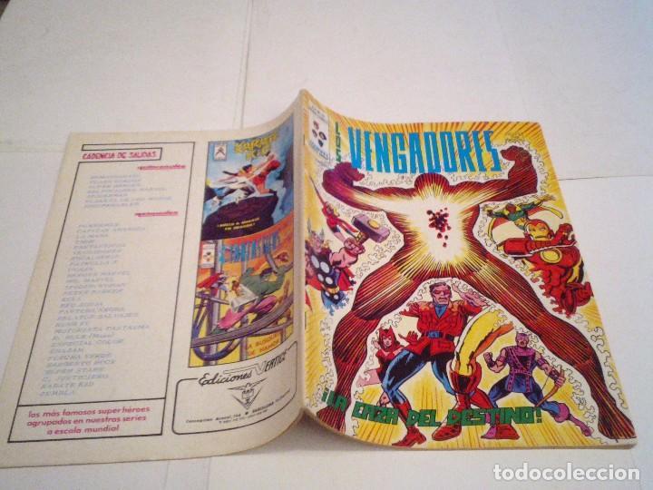 Cómics: LOS VENGADORES - VERTICE - VOLUMEN 2 - COMPLETA - 50 NUMEROS - MUY BUEN ESTADO -CJ 83 - GORBAUD - Foto 47 - 118022231