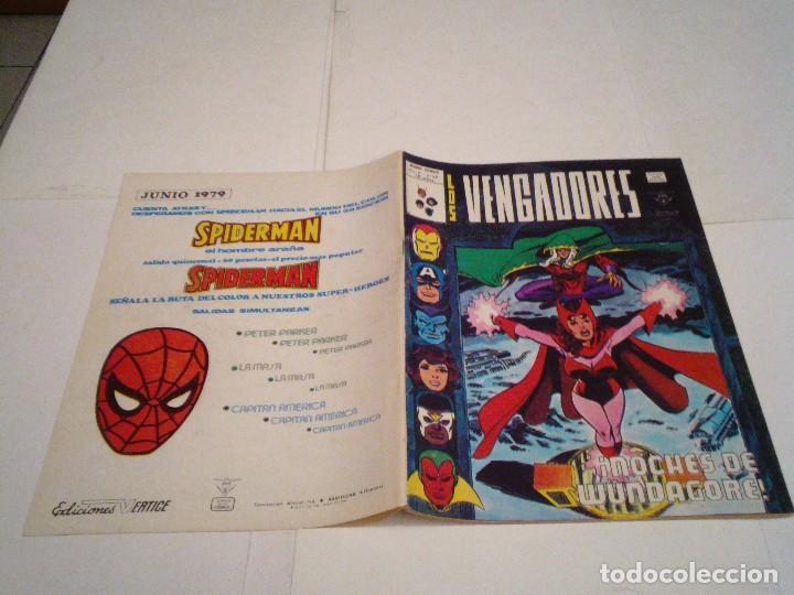 Cómics: LOS VENGADORES - VERTICE - VOLUMEN 2 - COMPLETA - 50 NUMEROS - MUY BUEN ESTADO -CJ 83 - GORBAUD - Foto 52 - 118022231
